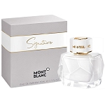 Signature perfume for Women by Mont Blanc - 2020