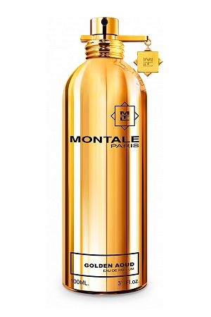 Golden Aoud Unisex fragrance by Montale