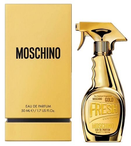 Gold Fresh Couture perfume for Women by Moschino