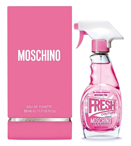 Pink Fresh Couture perfume for Women by Moschino