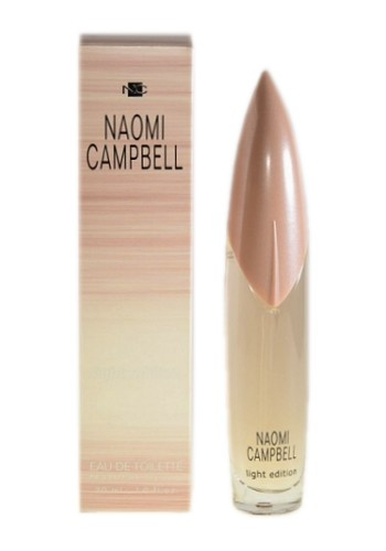 light edition perfume for women by naomi campbell. Black Bedroom Furniture Sets. Home Design Ideas