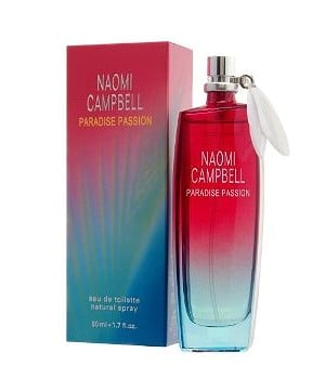 Paradise Passion perfume for Women by Naomi Campbell