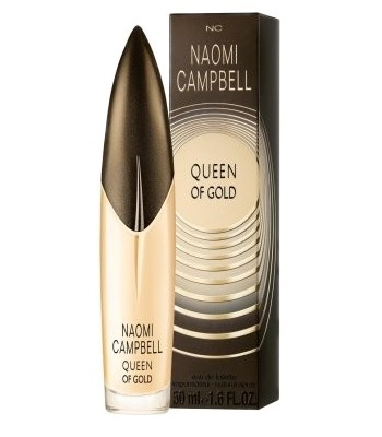 Queen Of Gold perfume for Women by Naomi Campbell
