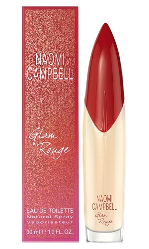 Glam Rouge perfume for Women by Naomi Campbell