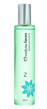 Faces Z Unisex fragrance by Natura