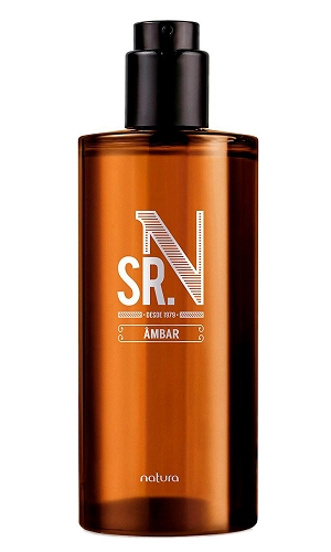 Sr N Ambar cologne for Men by Natura