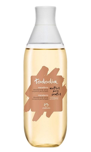 Tododia Macadamia perfume for Women by Natura