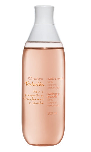 Tododia Avela e Roma perfume for Women by Natura
