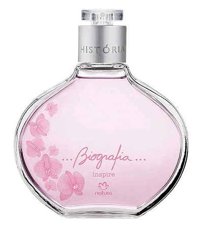 Biografia Inspire perfume for Women by Natura
