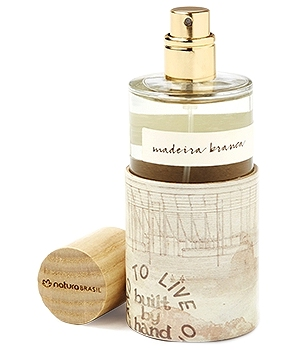 Collages Madeira Branca Unisex fragrance by Natura