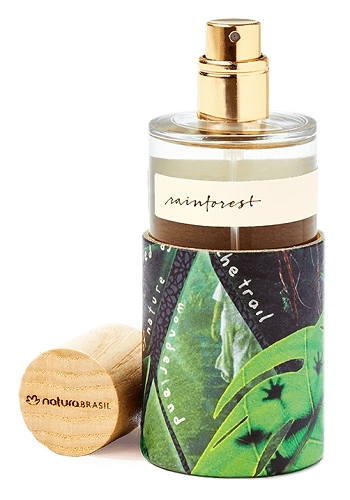 Collages Rainforest Unisex fragrance by Natura