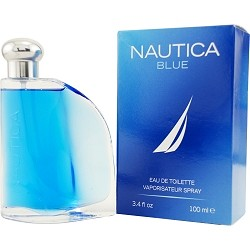 Blue cologne for Men by Nautica