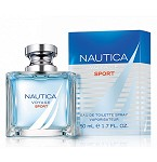 Voyage Sport  cologne for Men by Nautica 2016