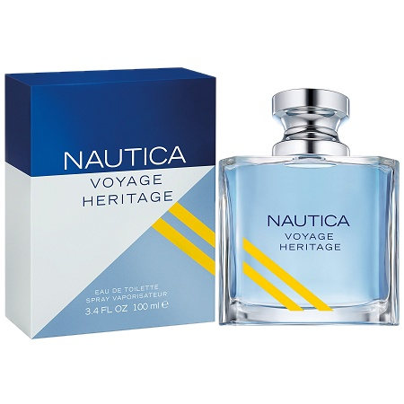 Voyage Heritage cologne for Men by Nautica