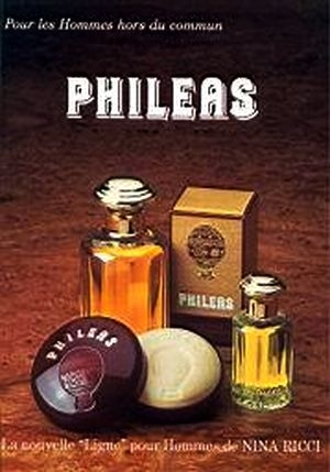 Phileas cologne for Men by Nina Ricci
