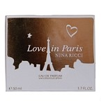 Love In Paris Christmas 2006  perfume for Women by Nina Ricci 2006