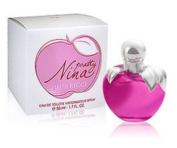 Pretty Nina perfume for Women by Nina Ricci