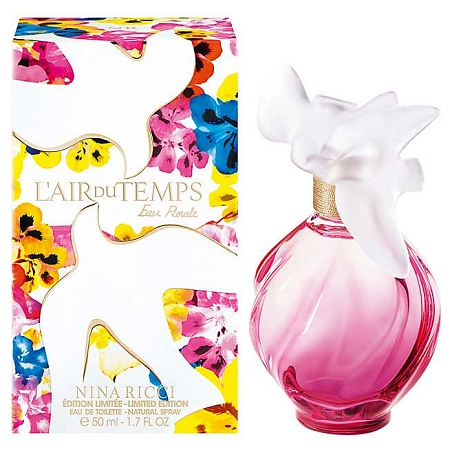 L'Air Du Temps Eau Florale perfume for Women by Nina Ricci