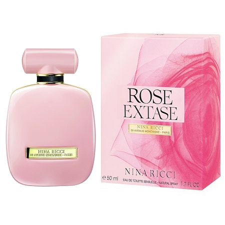 Rose Extase perfume for Women by Nina Ricci