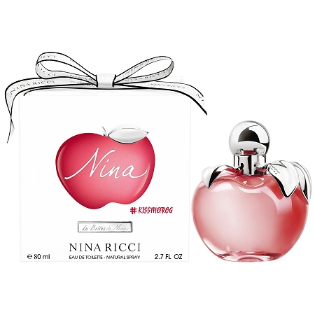 Nina Kiss The Frog perfume for Women by Nina Ricci