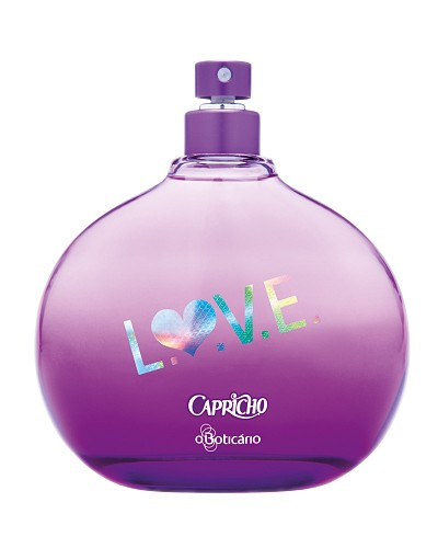 Capricho Love perfume for Women by O Boticario