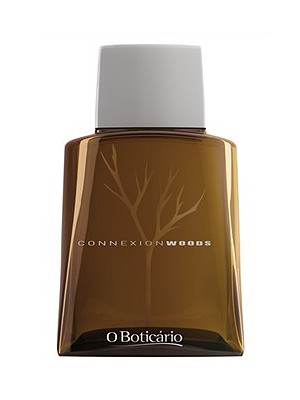 Connexion Woods cologne for Men by O Boticario