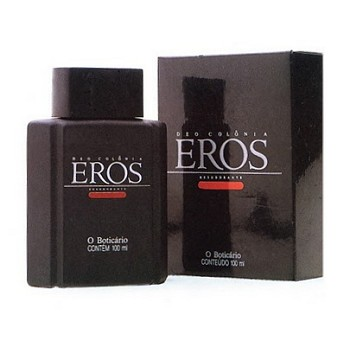 Eros cologne for Men by O Boticario