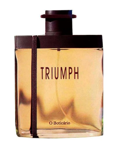 Triumph cologne for Men by O Boticario