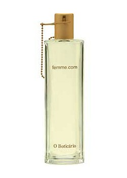 Femme.com perfume for Women by O Boticario