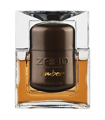 Zaad Amber cologne for Men by O Boticario