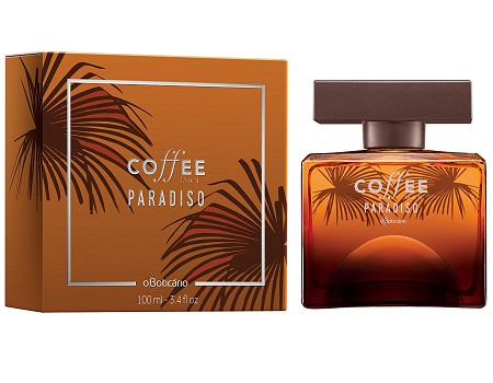 Coffee Paradiso cologne for Men by O Boticario