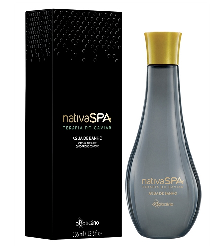 Nativa Spa Terapia do Caviar perfume for Women by O Boticario