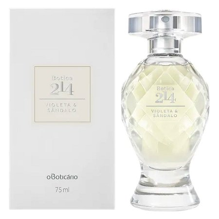 Botica 214 Violeta & Sandalo perfume for Women by O Boticario