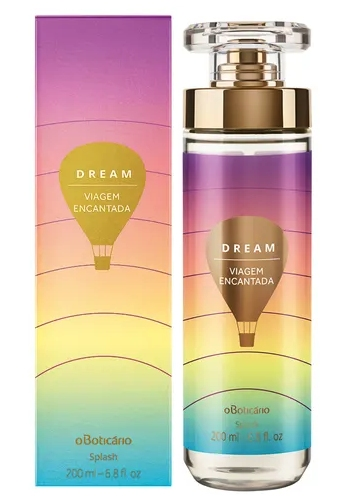 Dream Viagem Encantada perfume for Women by O Boticario