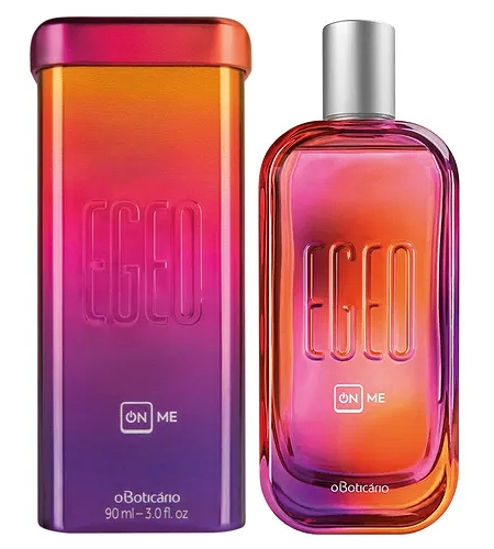 Egeo On Me perfume for Women by O Boticario