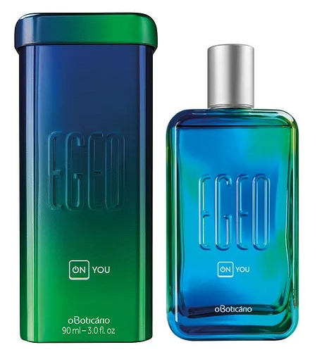 Egeo On You cologne for Men by O Boticario