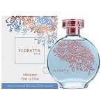 Floratta Blue perfume for Women by O Boticario