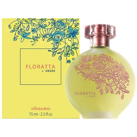 Floratta L'Amore perfume for Women by O Boticario