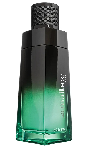 Malbec Vert cologne for Men by O Boticario