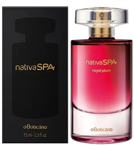 Nativa Spa Royal Plum perfume for Women by O Boticario