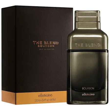 The Blend Bourbon cologne for Men by O Boticario