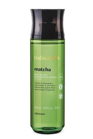 Nativa Spa Matcha Unisex fragrance by O Boticario