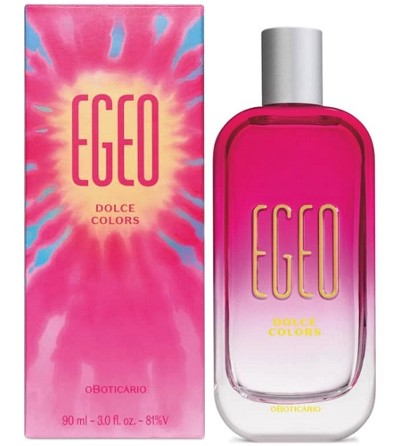 Egeo Dolce Colors perfume for Women by O Boticario