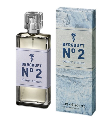 Bergduft No 2 Blauer Enzian perfume for Women by Odem Swiss Perfumes