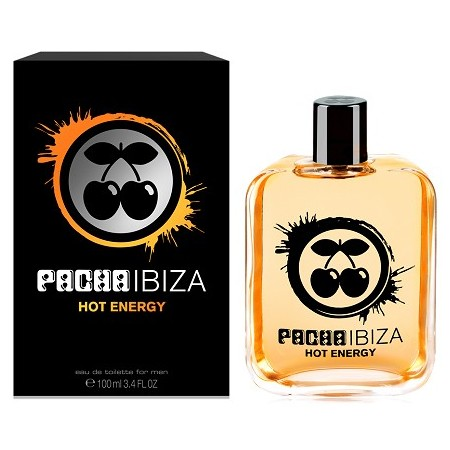 Hot Energy cologne for Men by Pacha Ibiza