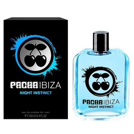 Night Instict cologne for Men by Pacha Ibiza