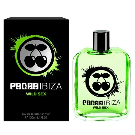 Wild Sex cologne for Men by Pacha Ibiza