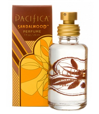 Sandalwood Unisex fragrance by Pacifica