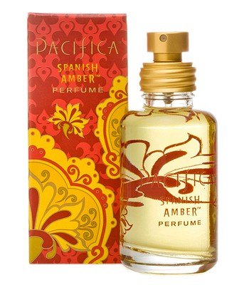 Spanish Amber Unisex fragrance by Pacifica