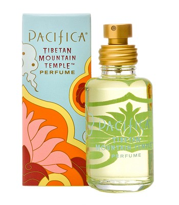 Tibetan Mountain Temple Unisex fragrance by Pacifica